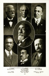 NAACP presidents